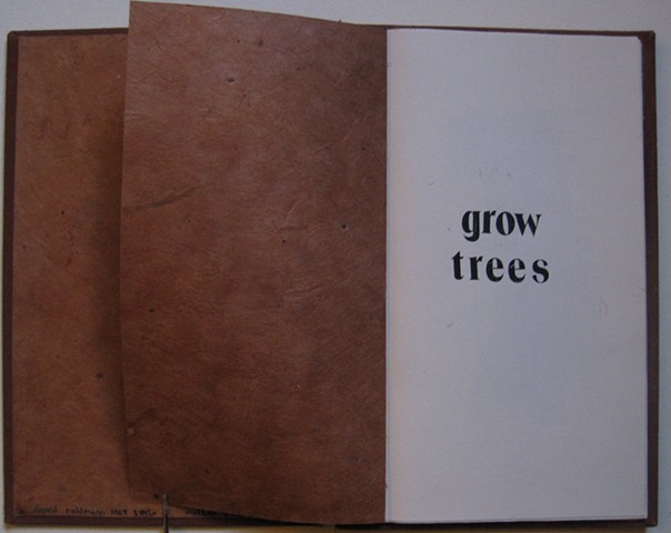 Grow trees (Cover)