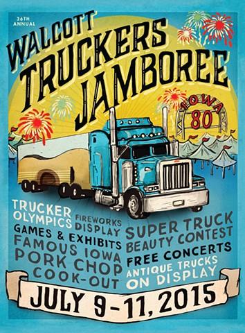 Trucker's Jamboree program