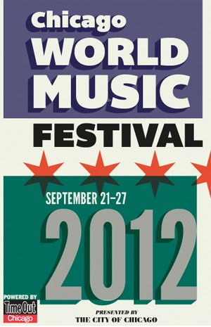 World Music Festival guide cover