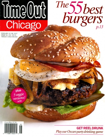 55 Best Burgers