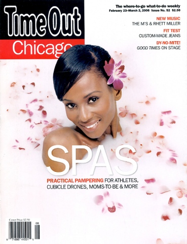 Spas Issue cover