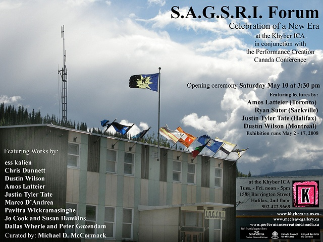 SAGSRI Forum Invitation