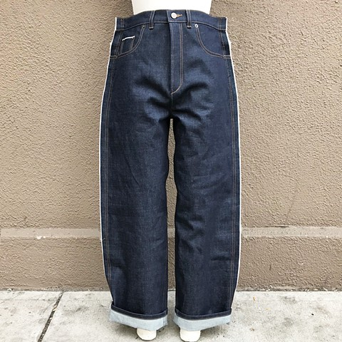 Selvedge Out Jeans