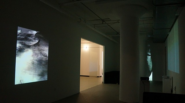 Tunnel, Installation View