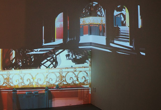 ReCite (Indoor Installation View)
