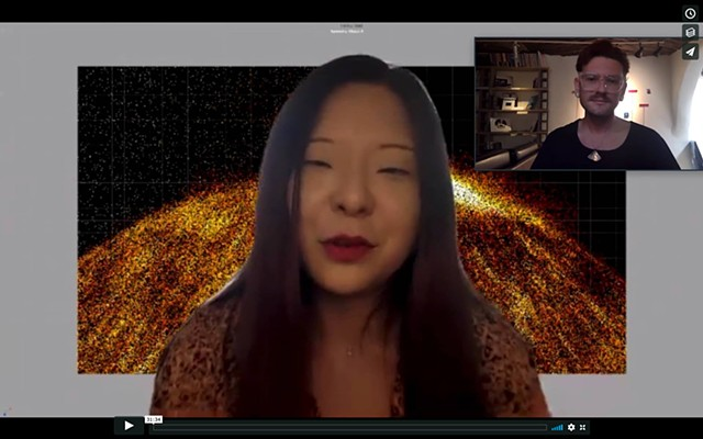 2020 CURRENTS New Media Festival Artist Interview with Snow Yunxue Fu