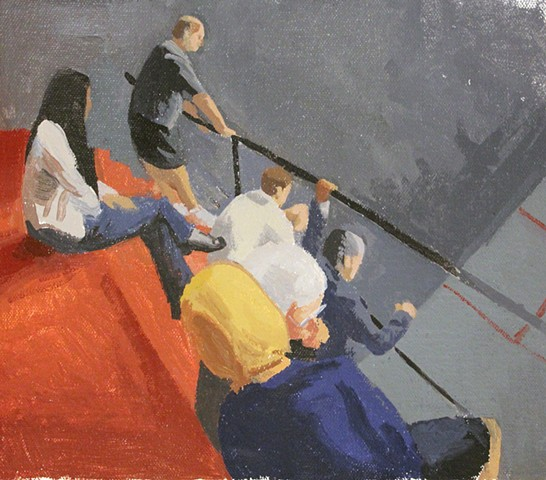Study for Rackets Spectators