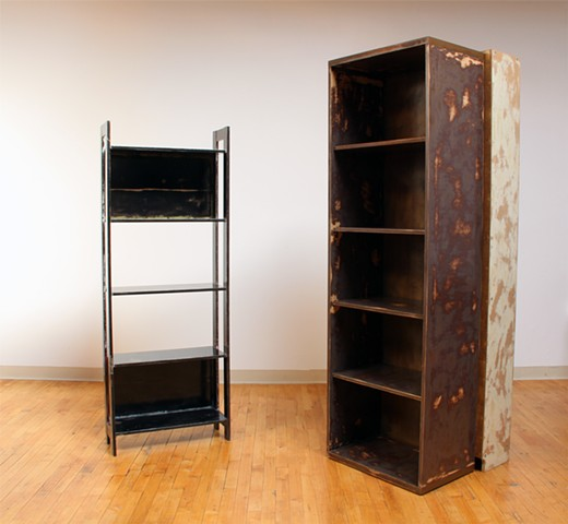 DYSTREASED IKEA (Bookshelves)