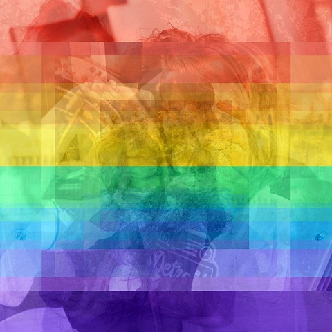 Facebook Pride (Toned)