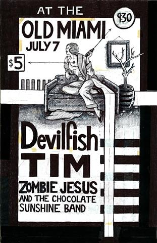 TiM Concert Poster