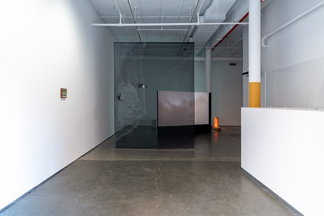 Installation view of <A Son Older Than His Father> at DOOSAN Gallery NY, New York