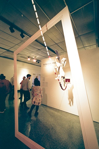 Installation View, MFA Thesis Exhibition, SoFA Gallery, Bloomington, Indiana