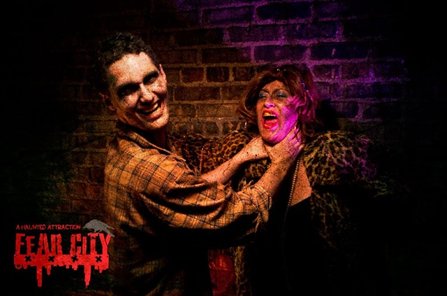 Fear City Haunted House