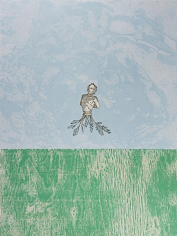 Floating Figure II