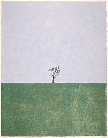 Tree in Landscape