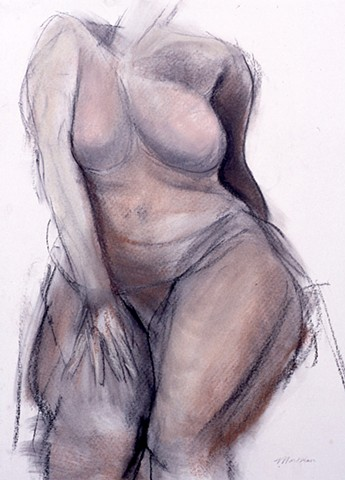 Figure Drawing No. 190 (Sold)