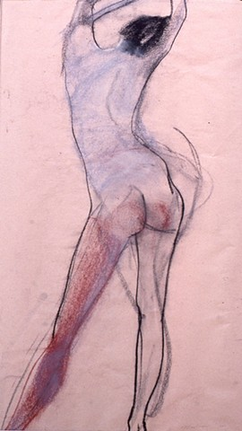Figure Drawing No. 191