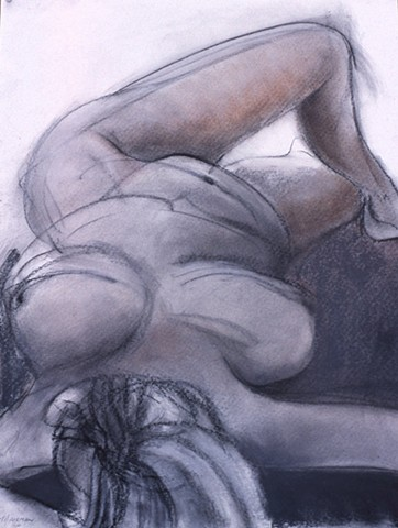 Figure Drawing, No. 193 (Sold)