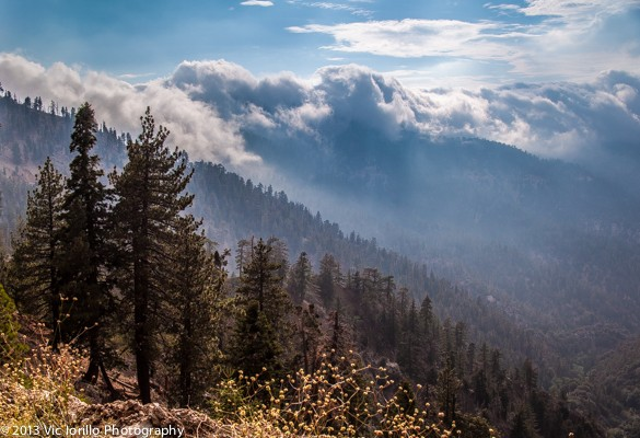ANGELES CREST TO WRIGHTWOOD