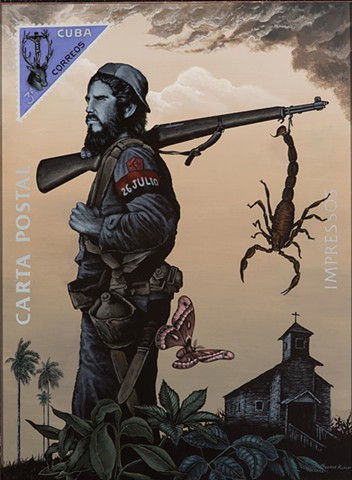 Cuban Revolution, 26 Julio, Early Castro rebels, female miliatia, Castro's Cuba 1958, U.S. Navy, nature, Santeria