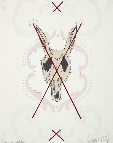 Death is a Magician (Hare Mask)