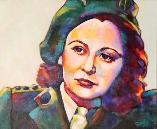 The White Mouse/Nancy Wake