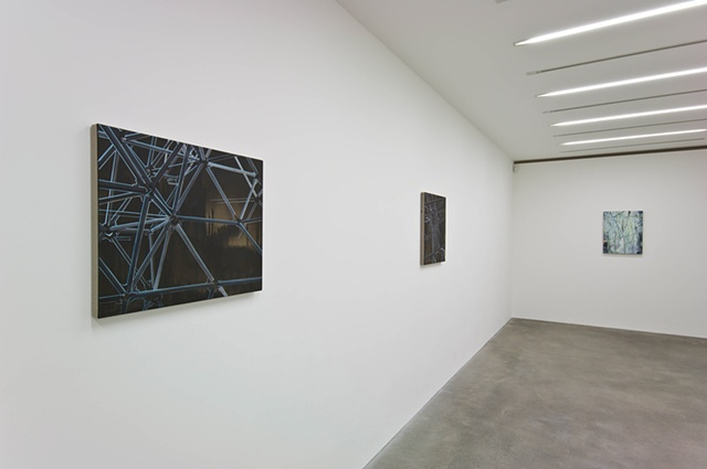 Installation shot at Alison Jacques Gallery
