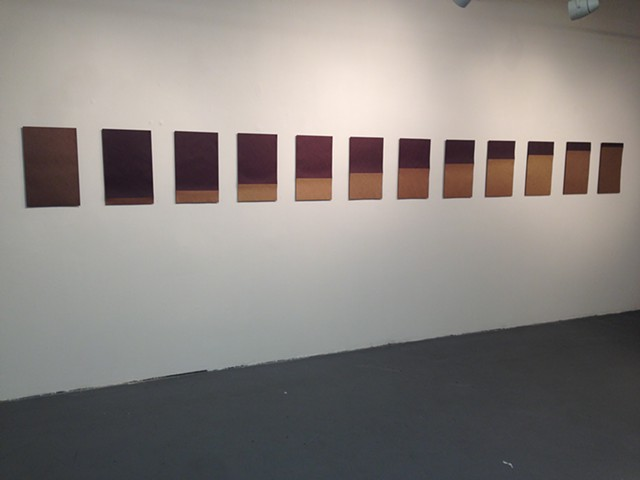 Touched, Gallery 224, The University of the Arts
