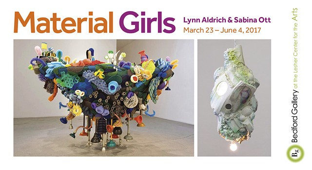 Material Girls (2-artist exhibition)