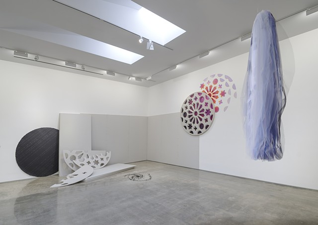 More Light Than Heat (installation view)