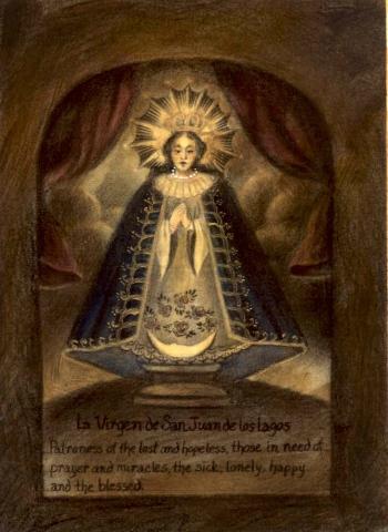 La Virgen de San Juan de los Lagos