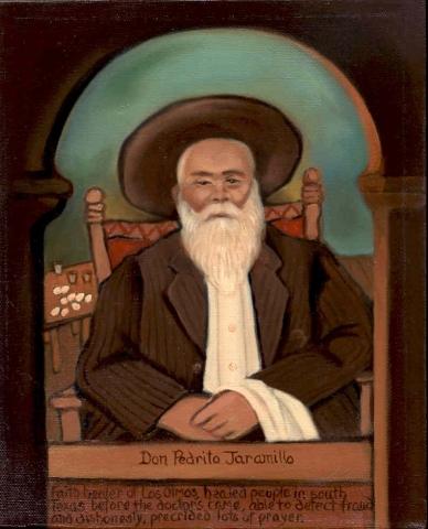 Don Pedrito Jaramillo