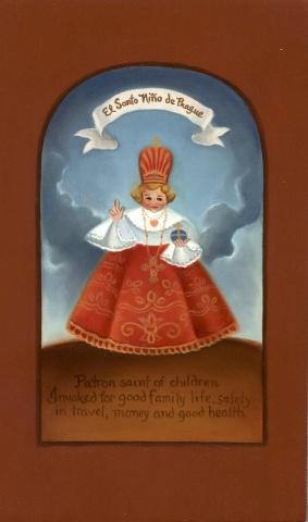 El Santo Niño de Prague