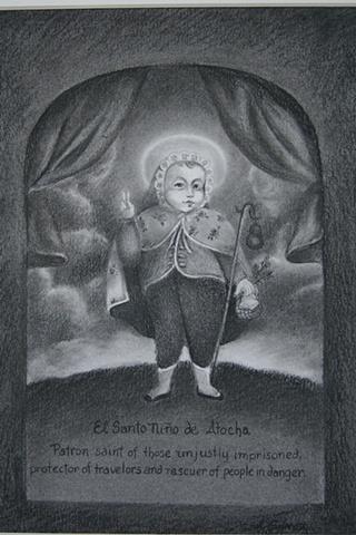 El Santo Nino de Atocha