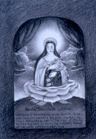 Santa Teresita de Lisieux