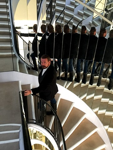 Louis St.Lewis, Chanel Staircase, Paris.