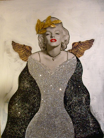 Marilyn Angelic (SOLD)