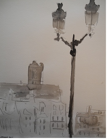Paris Lampost 4