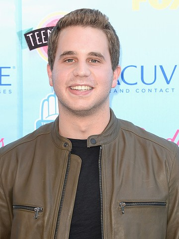 Ben Platt Teen Choice Awards 2013