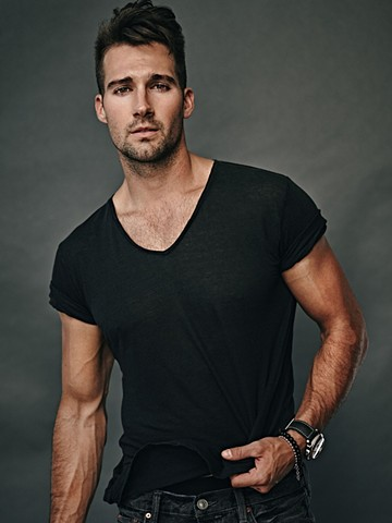 Prune Magazine James Maslow