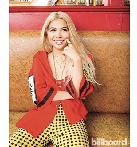 Hayley Kiyoko Billboard