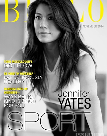 Bello Magazine Jennifer Yates