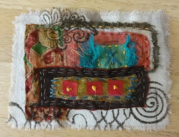 Stitch Meditation 12