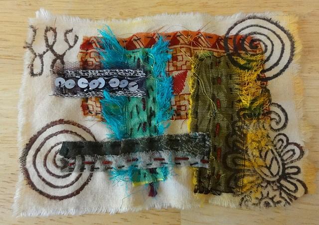 Stitch Meditation 15