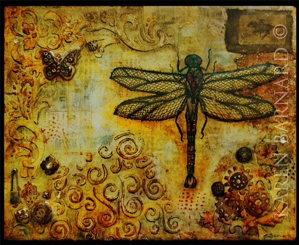 Dragonfly Series - 1