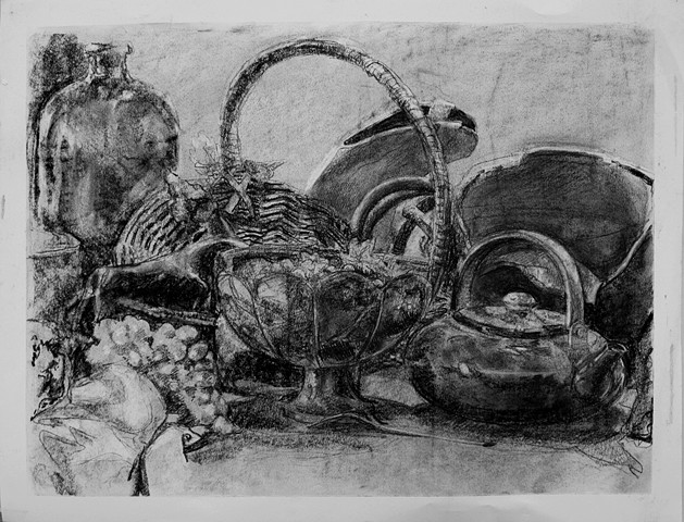 DRAWING II: Still Life