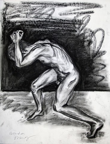 DRAWING II: Active Figure Study