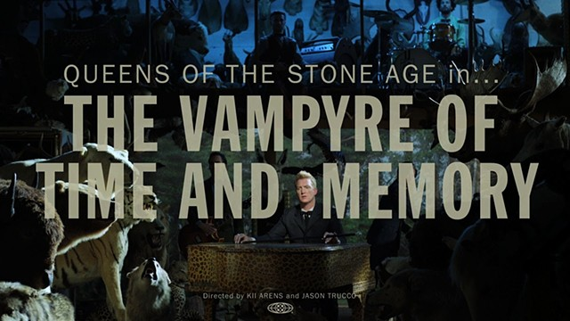 Vampyre of Time and Memory