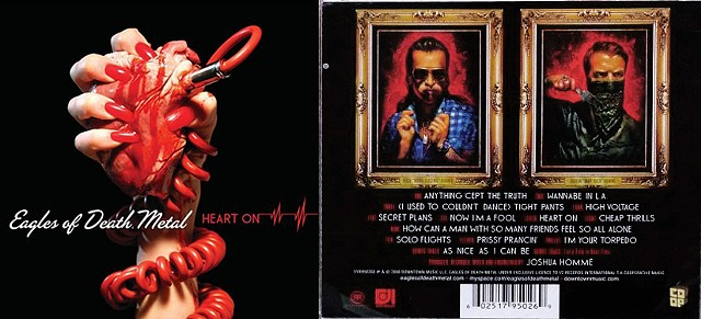 Heart On (Album Cover)
