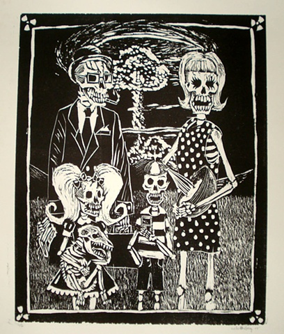 skeletons atomic blast family nuclear